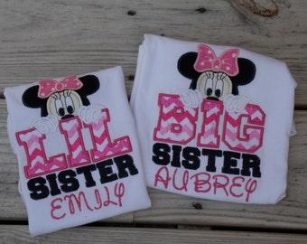Minnie Sister Shirts