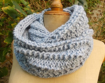 Snood little blue cloud