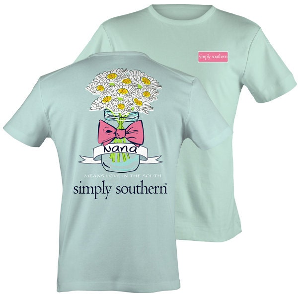 Simply Southern Nana T-Shirt by amcafe on Etsy