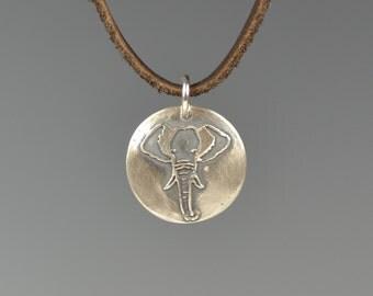 Elephant totem-charm-talisman-spirit animal-power animal