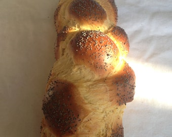 Traditional Challah Bread