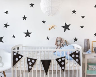 Star Wall Decals | Etsy Part 23