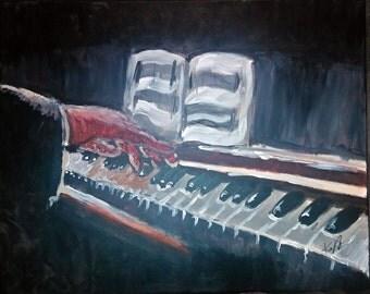 Jazz Piano hands