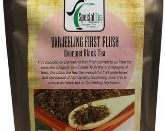 Darjeeling First Flush Gourmet Black Tea x 20 Tea Bags