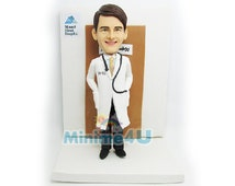 doctor figurine - personalized custom figurine& 3D doll  (Free Shipping Worldwide)