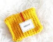 Yellow Knit Mug Cozy, Per...