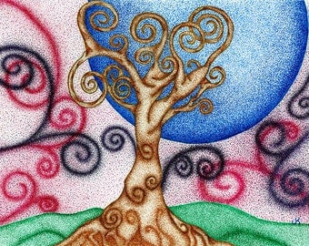 Tree of Life [Limited Edition Fine Art Prints]