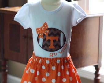 Tennessee Vols outfit/Football/TN/Girl outfit/Rocky Top