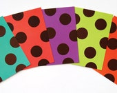 Jilly Jack Designs Dot Series Note Card Set