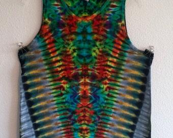 SALE!!! Tie Dye Tank Top, Medium!