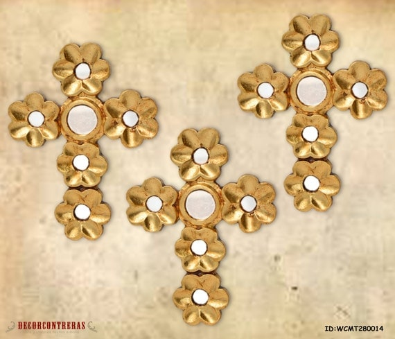 Beautiful Cross Wall Decor Set Ideas - Wall Art Design ...