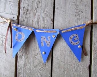 Cookie 1st Birthday Banner, Cookie 1st Birthday Bunting, Cookie First Birthday, Cookie Birthday, First Birthday Banner, Cookie Banner,Cookie