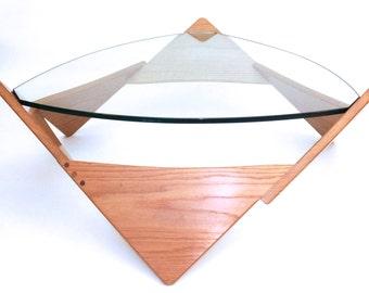 Triangle Coffee Table