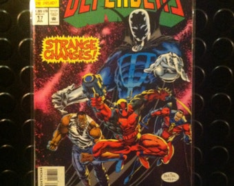 Marvel Comics The Secret Defenders 17 Featuring Doctor Strange And Deadpool