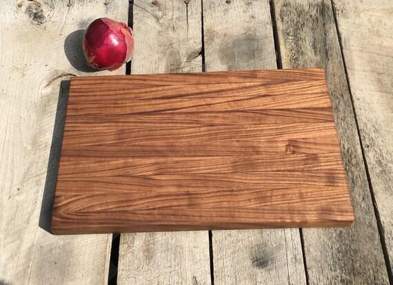 Walnut Wood Cutting Board -- Large