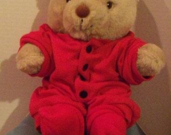 Bear Stuffed Beige by Applause