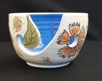 Yarn bowl - Garden