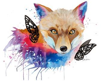 Fox- -- original