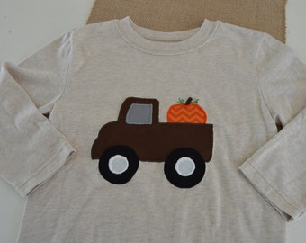 Pumpkin Pick-Up Shirt/Onesie