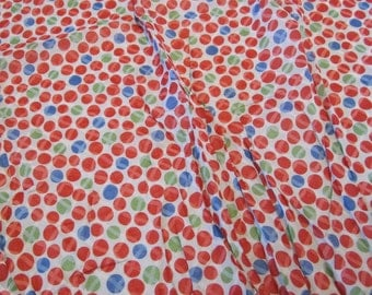 Going Dotty Fine Cotton Fabric