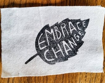 Embrace Change patch
