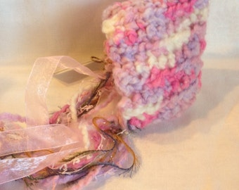 Pixie hat for baby or reborn