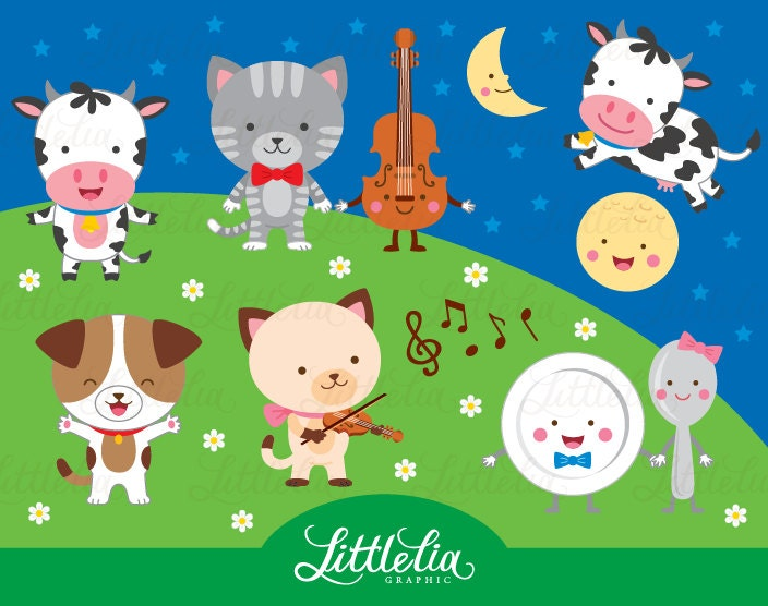 free clipart images nursery rhymes - photo #13