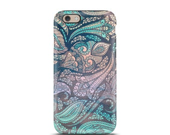 Paisley iPhone 6 case, iPhone 7 case, iPhone 7 case, iPhone case, iPhone 5s case, iphone 5 case, iPhone 6 Plus case, iPhone 7 case tough