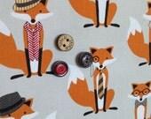 Babillard aimanté fait main recouvert de tissu renards chics cravate noeud papillon chambre photos décor mural tableau d'affichage à aimants