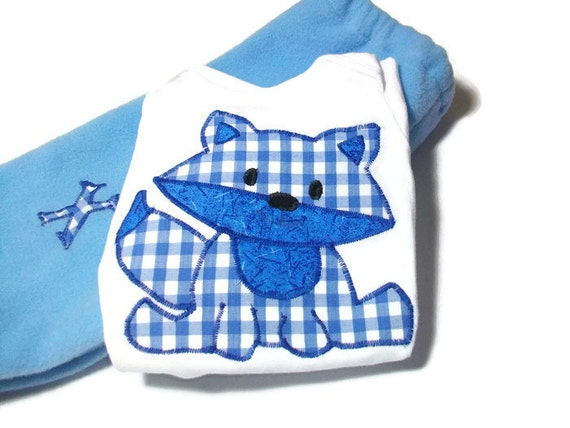 Baby Boy Clothes Fox Outfit Baby Boy Outfit Size 3 6