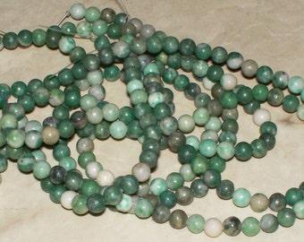Ching Hai Jade Gemstone - 4MM