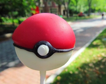 Pokemon Cake Pops (1 dozen)