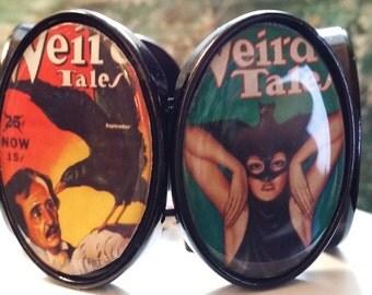 Classic Horror Magazine Lovers Bracelet - Weird Tales