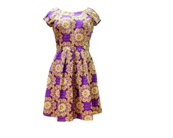 African Clothing, African Print Dress, wedding, bridesmaids