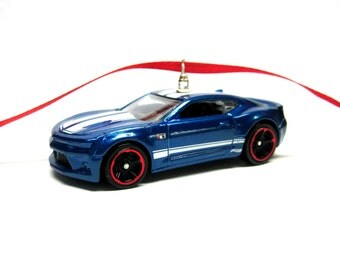 2016 Chevy Chevrolet Camaro  Muscle Sports Car Christmas Ornament