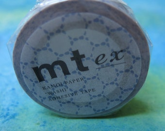 MT  ex Washi Masking Tape /  Embroidery circle