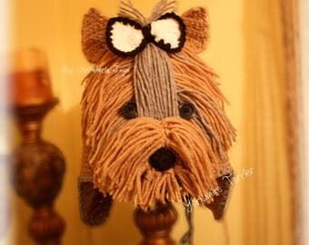 """Bonnet """"Yorkshire Terrier"""" (on order)"""