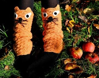 "Leg Warmers ""CAT"""