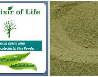 1/2 oz. Mexican Dream Herb (Calea Zacatechichi) Very finely powdered