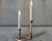 2 flame candle holder candle holder candle holder candle copper copper candle holder