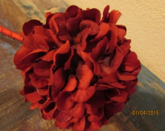red fariy wand flower girl basket party wand