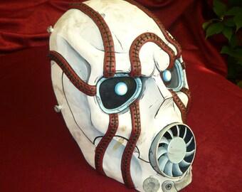 Borderlands: Psycho Bandit Mask - Unique handcrafted Mask - Wearable Badassitude