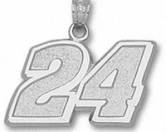Nascar Number 24 Charm (JC-056)
