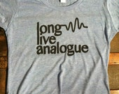 LONG LIVE ANALOGUE / bloo...
