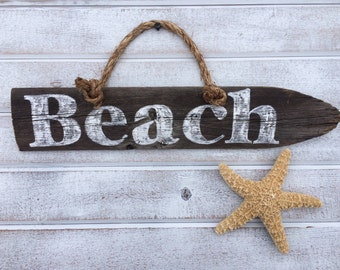 beach signs beach decor beach house decorations tropical decor beach reclaimed - Beach Decorations