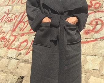 Extravagant coat | Etsy