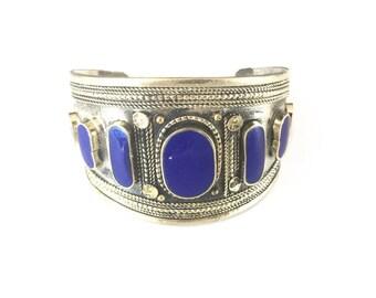 ALUNA TURKISH CUFF | tribal bracelet ethnic boho hippie gypsy festival jewelry