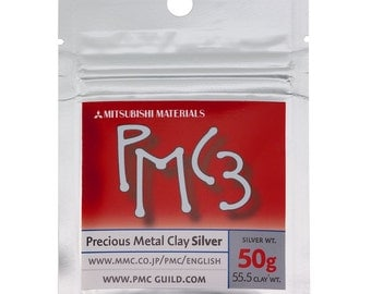 PMC 3 silver clay