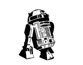 Star wars stencil | Etsy