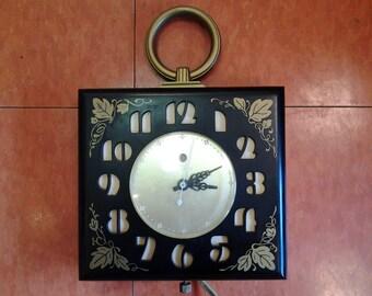 1950's Telechron Clock